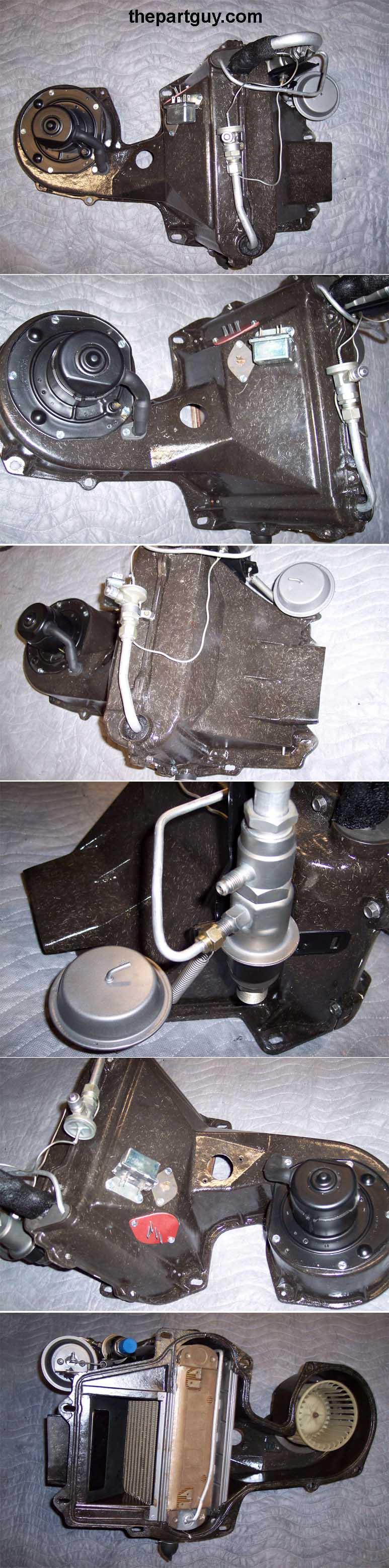Ac Heater Evaporator Case Question Nastyz28 Com