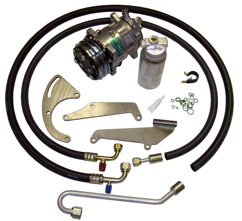 Compressor Conversion Chevelle