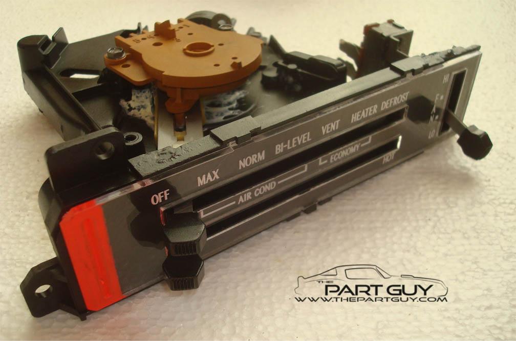 The Part Guy Pontiac Firebird Trans Am Formula